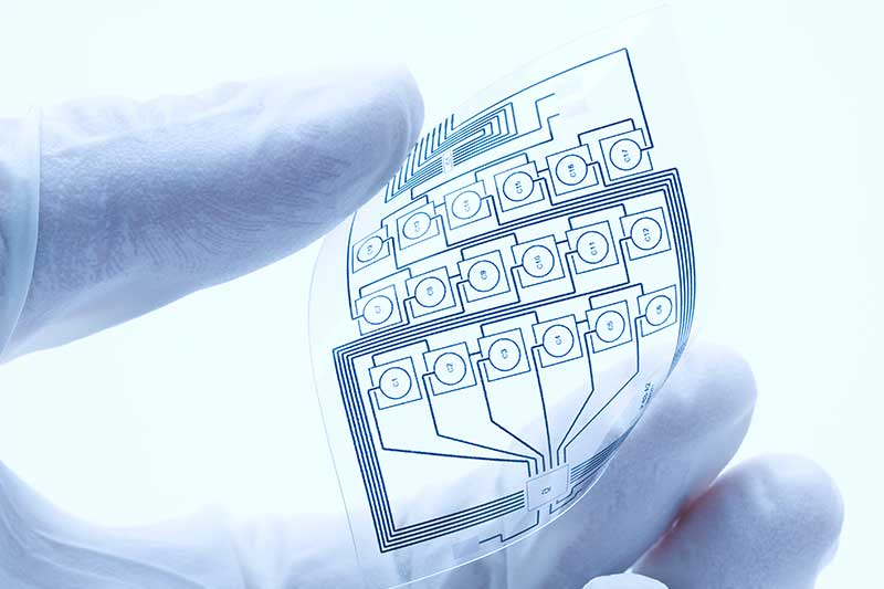 IntelliParticle Conductive Ink